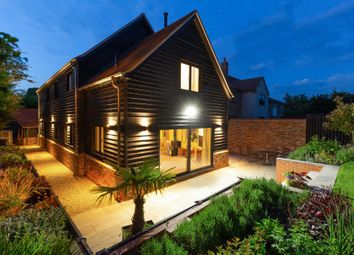 Thumbnail 4 bed detached house for sale in Tinkers Lane, Kingston, Cambridge, Cambridgeshire