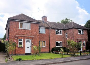 Thumbnail 3 bed property for sale in Ashby Road, Osgathorpe