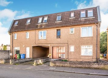 Thumbnail 1 bed flat for sale in Russel Street, Falkirk