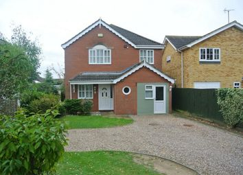 Thumbnail 4 bed detached house for sale in Mill Drove, Bourne, Lincolnshire