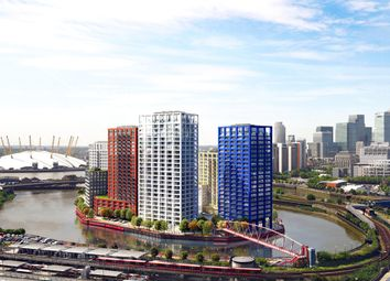 2 bed flat for sale in Albion House, London City Island, Canning Town E14