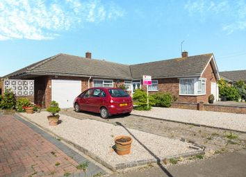 Thumbnail 3 bed semi-detached bungalow for sale in Gloster Drive, Bognor Regis