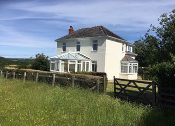 Thumbnail 3 bed detached house to rent in Mid Taphouse, Liskeard