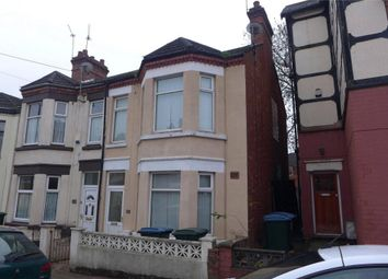 Thumbnail 4 bed terraced house to rent in Ellys Road, Coventry