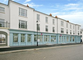 Thumbnail 3 bedroom flat for sale in Crown Street West, Poundbury, Dorchester