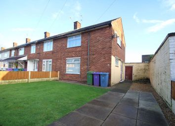 Thumbnail 2 bed semi-detached house to rent in Halcombe Road, West Derby, Liverpool
