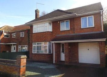 Thumbnail 4 bed detached house for sale in Francis Gardens, Peterborough, Cambridgeshire