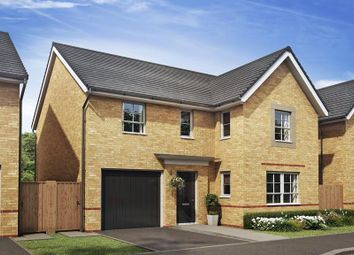 "Thumbnail 4 bedroom detached house for sale in ""Halton"" at Texan Close, Warton, Preston"