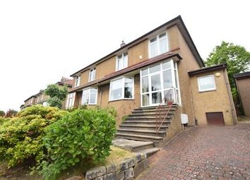 Thumbnail 3 bed semi-detached house for sale in Ashburton Road, Kelvindale, Glasgow