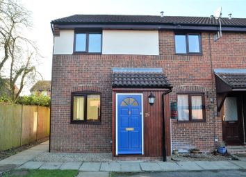 Thumbnail 2 bed terraced house for sale in Alderfield Close, Theale, Reading, Berkshire