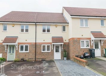 Thumbnail 3 bed terraced house for sale in The Cedars, Turnford, Broxbourne, Hertfordshire
