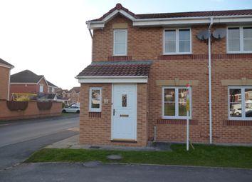 Thumbnail 4 bed semi-detached house to rent in Watermans Walk, Carleton Grange, Carlisle