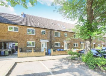 Thumbnail 3 bed terraced house for sale in Staples Close, London