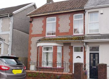 Thumbnail 3 bed semi-detached house for sale in The Avenue, Tonyrefail