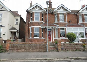 Thumbnail 3 bed semi-detached house for sale in Havelock Road, Bexhill On Sea, East Sussex
