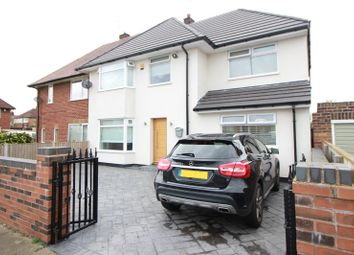 Thumbnail 4 bed semi-detached house for sale in Chelwood Avenue, Liverpool, Merseyside