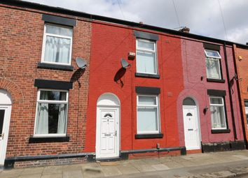 Thumbnail 2 bed terraced house for sale in Pearl Street, Denton, Manchester