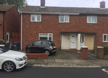 Thumbnail 3 bed semi-detached house for sale in Tiverton Avenue, North Shields, Tyne & Wear
