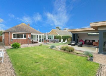 Thumbnail 3 bed detached bungalow for sale in Marine Crescent, Whitstable, Kent