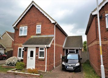 Thumbnail 4 bed detached house for sale in Oakham Drive, Lydd, Romney Marsh