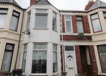 Thumbnail 3 bed property for sale in Arabella Street, Roath, Cardiff