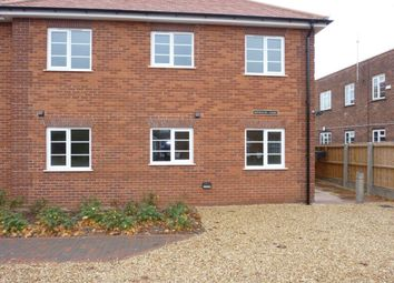 Thumbnail 2 bed flat to rent in Manor Road, Dersingham, King's Lynn