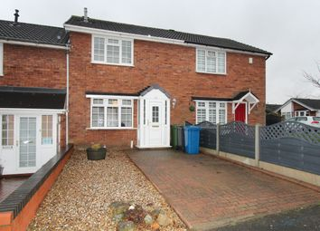 Thumbnail 2 bed terraced house to rent in Sycamore, Wilnecote, Tamworth, Staffs