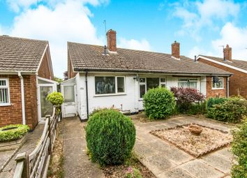 Thumbnail 2 bed semi-detached bungalow for sale in Lincoln Road, Skegness