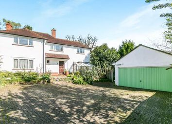 Thumbnail 4 bed detached house for sale in Bagshot, Surrey, United Kingdom