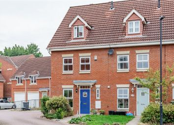 Thumbnail End terrace house for sale in Princess Drive, Sovereign Park, Boroughbridge Road, York