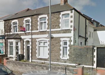 Thumbnail 4 bed end terrace house for sale in Richard Street, Cathays, Cardiff