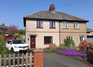 Thumbnail 2 bed semi-detached house for sale in School House Lane, Halton, Lancaster, Lancashire