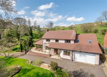 Thumbnail 4 bed detached house for sale in Hope Bowdler, Church Stretton, Shropshire