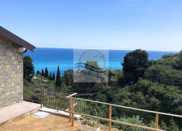 Thumbnail 3 bed link-detached house for sale in Via Cornice Dei Due Golfi, Bordighera, Imperia, Liguria, Italy, Bordighera, Imperia, Liguria, Italy