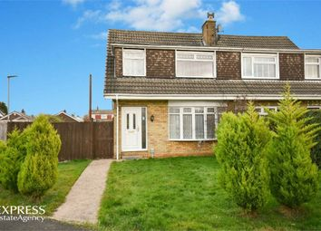 Thumbnail 3 bedroom semi-detached house for sale in Clarondale, Hull, East Riding Of Yorkshire