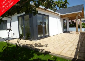 Thumbnail 3 bed detached bungalow for sale in Parade Hill, Mousehole, Penzance