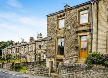 Thumbnail 2 bed end terrace house for sale in Ladyhouse Lane, Berry Brow, Huddersfield, West Yorkshire, Huddersfield