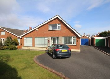 Thumbnail 4 bed detached house for sale in Silverbirch Drive, Bangor