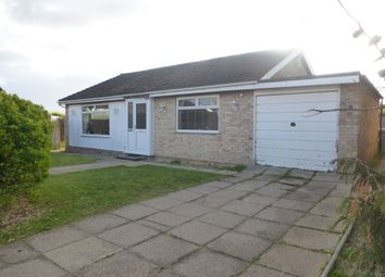 Thumbnail 3 bedroom detached bungalow for sale in Stanley Close, Cantley, Norwich
