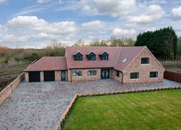 Thumbnail 5 bedroom detached house for sale in St. Neots Road, Dry Drayton, Cambridge