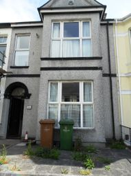 Thumbnail 1 bed flat to rent in Trelawney Road, Plymouth