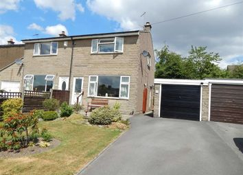 Thumbnail Semi-detached house for sale in Horse Fair Avenue, Chapel En Le Frith, High Peak