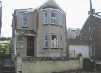 Thumbnail 3 bedroom detached house for sale in Goppa Road, Pontarddulais, Swansea