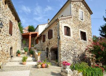 Thumbnail 4 bed property for sale in Gagnieres, Gard, France