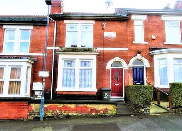 3 bed terraced house to rent in Renals Street, Derby DE23