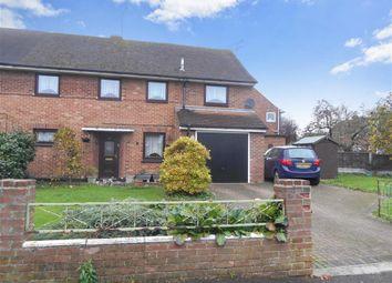 Thumbnail 4 bedroom semi-detached house for sale in Tattenham Road, Basildon, Essex