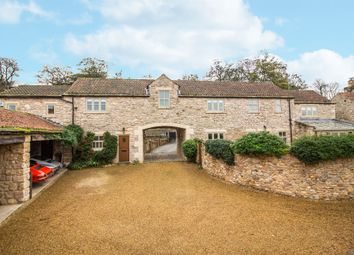 Thumbnail 5 bed barn conversion for sale in Park View, Womersley, Doncaster