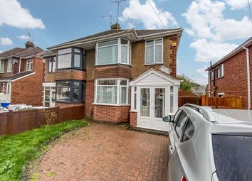 Thumbnail 3 bed semi-detached house to rent in Arnold Avenue, Styvechale, Coventry