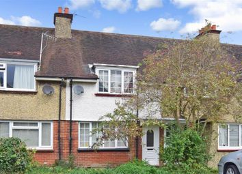 Thumbnail 3 bed terraced house for sale in Horton Hill, Epsom, Surrey