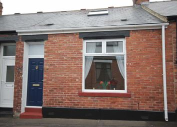 Thumbnail 2 bed cottage to rent in Nora Street, Sunderland
